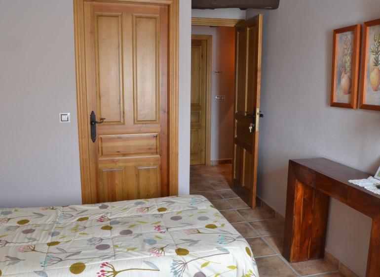 Habitación_Albahaca_02_La Aldea Encantada