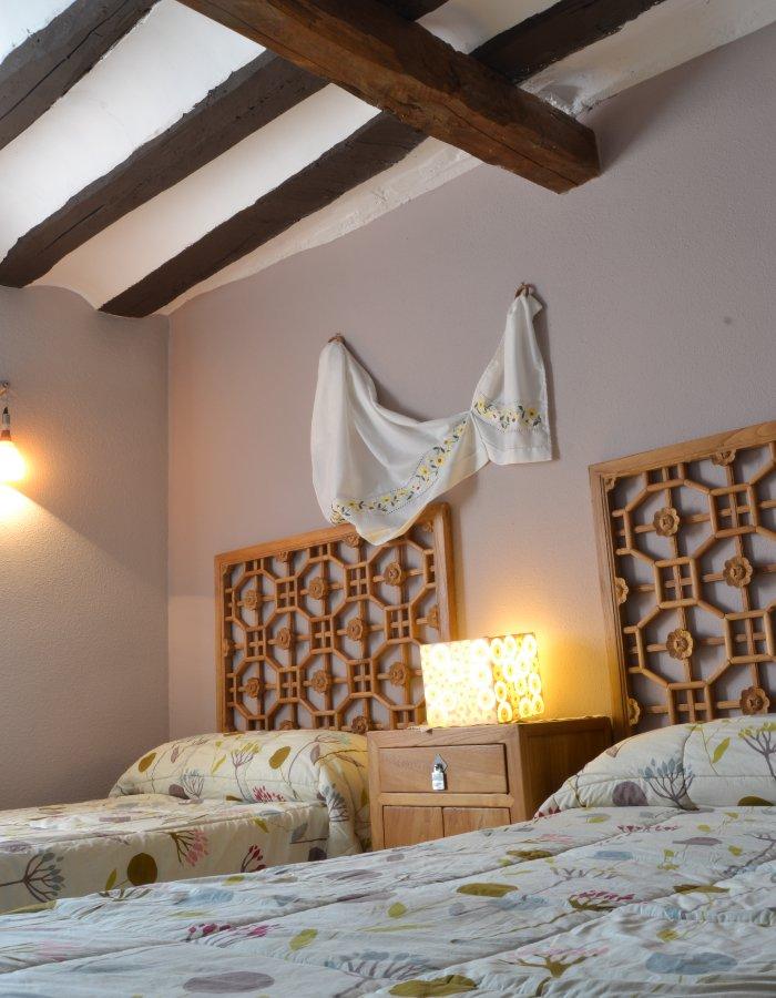 Habitación_Albahaca_03_La Aldea Encantada