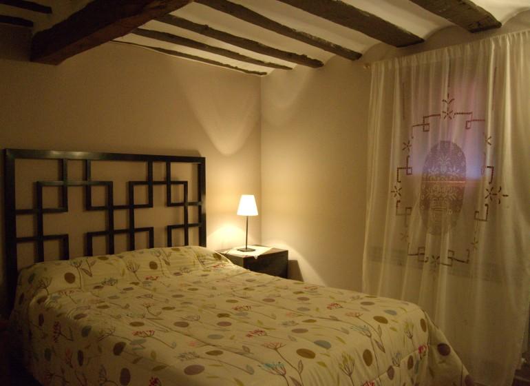 Habitación_Tomillo_temporal_La Aldea Encantada